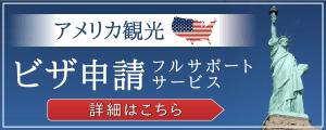 アメリカ観光ビザ申請フルサポートサービス