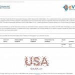 【アメリカビザ】中国人必見!EVUSの申請・登録方法を画像付きで解説します!